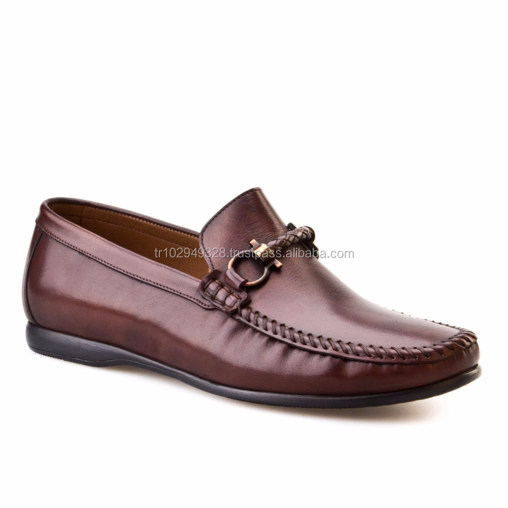 167M098 Loafer Leather Leather Men Men Shoes Leather Loafer Shoes 167M098 650PBqRP
