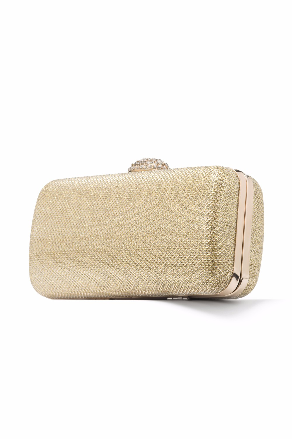 Clutch Purse Evening Bag for Women Prom Sparkling Handbag With Detachable Chain for Wedding and Party