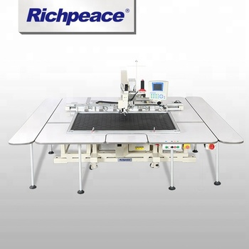 Richpeace Automatic sewing machine for leather upholstery