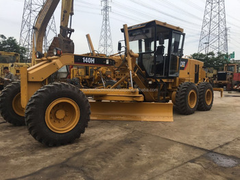 Used Cat Small Motor Grader 140h For Sale - Buy Motor Grader,Small Motor  Grader For Sale,Caterpillar Motor Grader Product on Alibaba com
