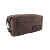 New Design  Casual Wax canvas makeup bag Cosmetic Bag for man