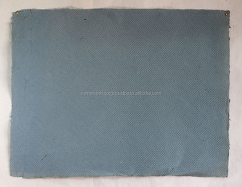 Decorative handmade recycled textured denim paper cover new design gift sheets