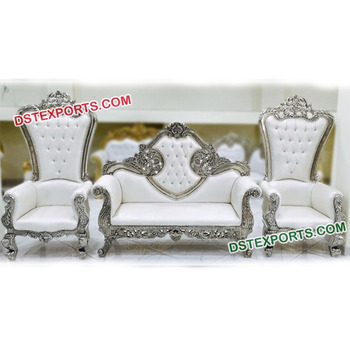 Pleasant Asian Wedding Beautiful Sofa Set Wedding Maharaja Love Seat Designer Marriage Sofa Furniture Buy Wedding Sofa Wedding Sofa Bride And Groom Wedding Bralicious Painted Fabric Chair Ideas Braliciousco
