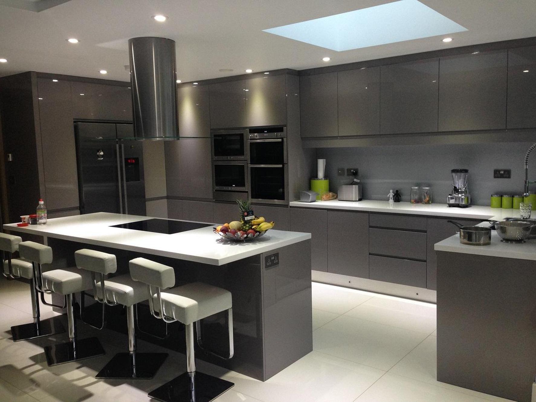 9 Contemporary Modern Kitchen Designs Factory Sale   Buy ...