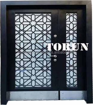 Doors Mosque / Iron Front Doors