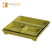 2019 Best Selling Products MDF Serving Tray Wood Custom Printed High Quality