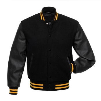 wholesale varsity jackets with leather sleeves varsity jacket wholesale supplier