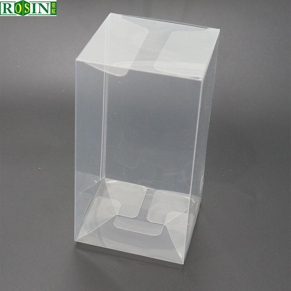 PVC Dobrar Caixa de Exibição Embalagem Da Bolha De Plástico transparente Com Amostra Grátis