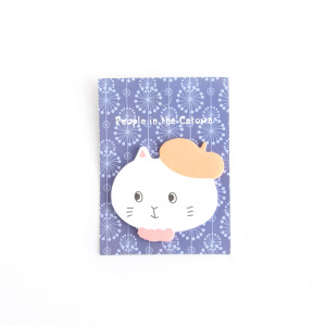 Customized Logo Office Or School Animal Cute Mini Memo Pad Sticky Notes