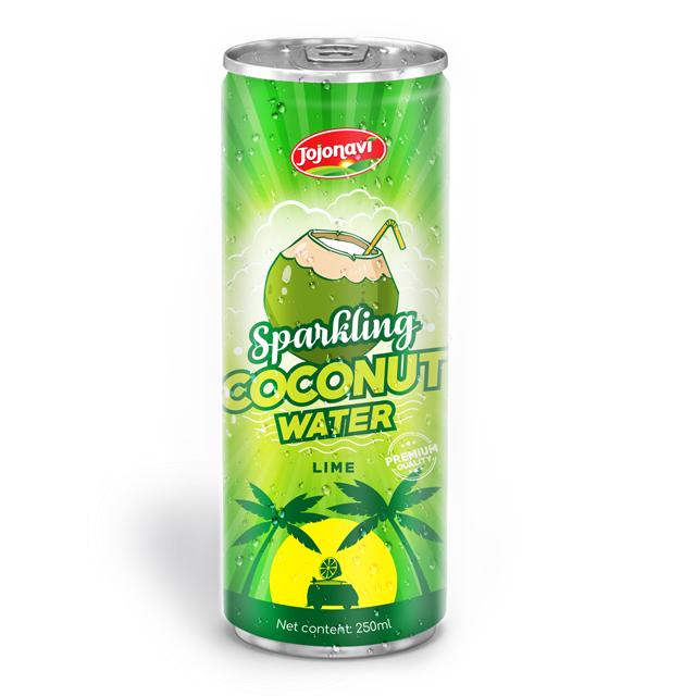 Сверкающая кокосовая вода Primeum поставщик оригинальная кокосовая вода с апельсиновым соком кокосовая вода