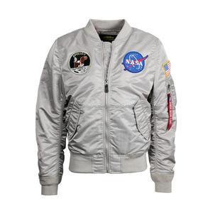 bdd885431 Wholesale White Designs Nylon NASA Bomber Jacket Men/MA-1 Flight Bomber  Jacket