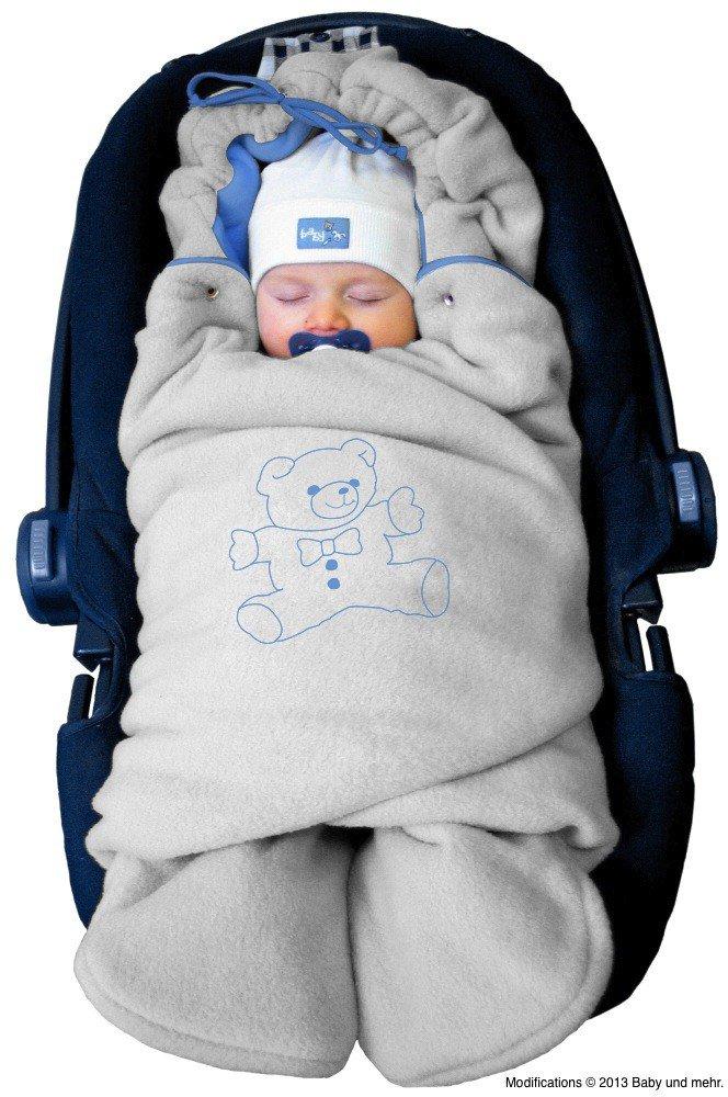 Buy Byboom Baby Swaddling Wrap Car Seat And Pram Blanket For