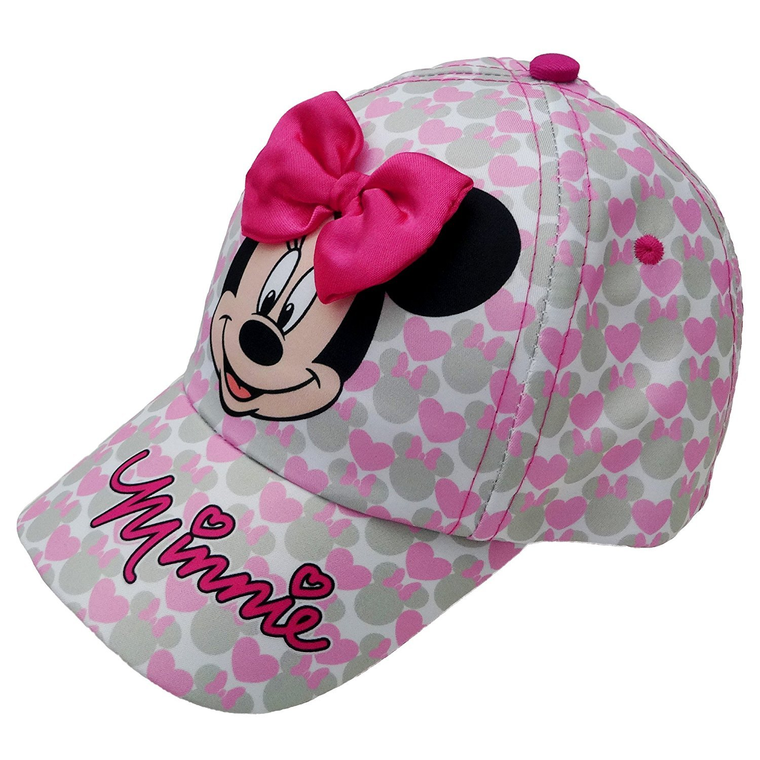 b62e75e07 Buy Minnie Mouse Toddler Baseball Cap Hat in Cheap Price on Alibaba.com