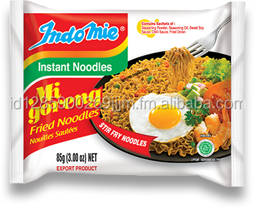 indomie FRIED NOODLES 100% HALAL Mi Goreng from Indonesia