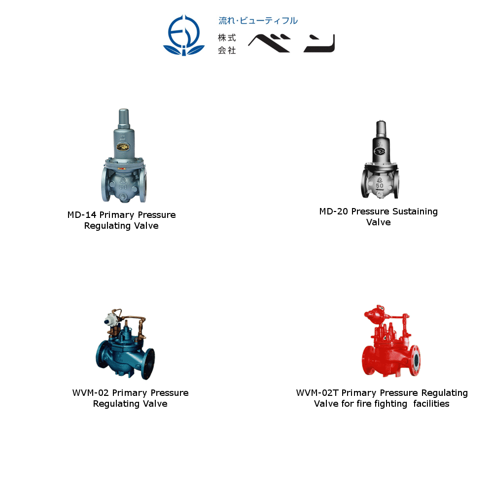 selection of venn valve  pressure reducers  water  steam