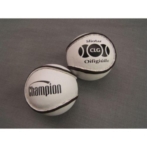 SIZE 4 SLIOTAR GAA CAMOGIE BALL NEW SLIOTHAR HURL GAELIC SPORTS HURLING