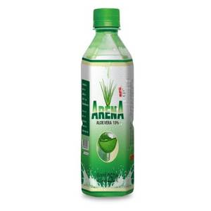 Aloe Vera drink with pulp and fruits flavors Zain of Ajintai product of Thailand packing 250ml 300ml 350ml 4500ml Pet bottle