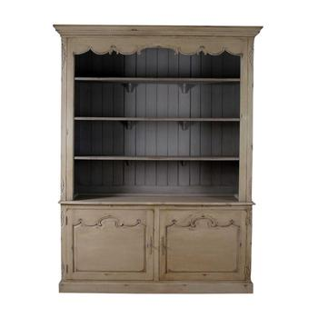 French Furniture Open Bookcase