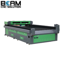 Long time lifetime 1300*2500 mm size co2 cnc laser cutting machine price