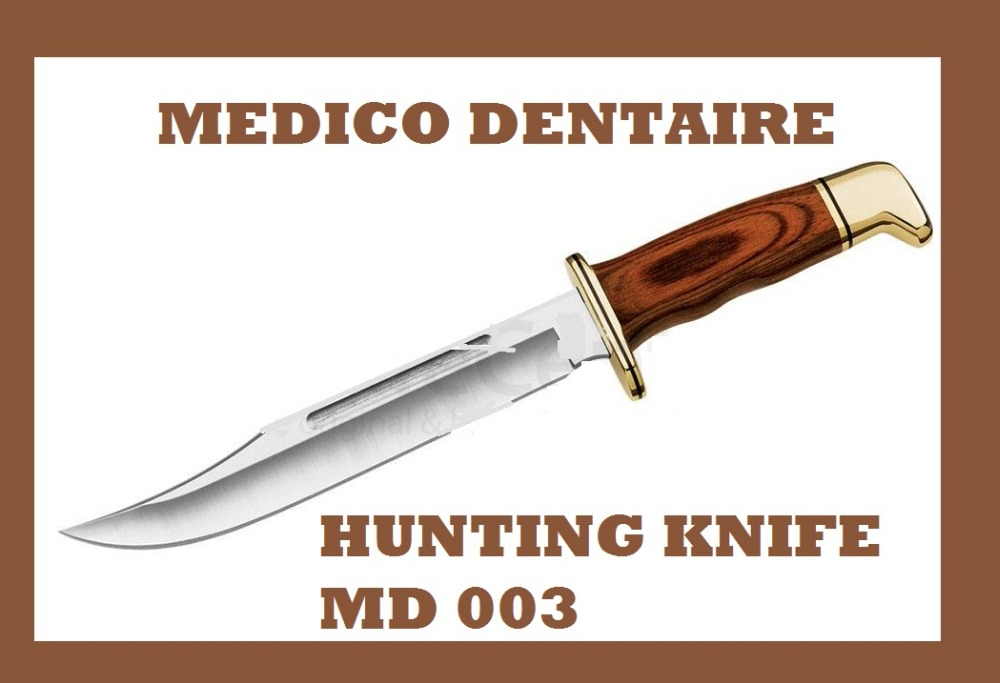 NEW HUNTING KNIFE