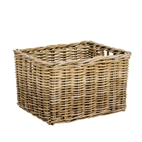 Hot trends Vegetable Tray Fruit Display Storage Plastic Rectangle Rattan Wicker Basket Cheap wholesale