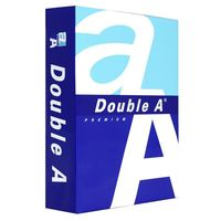 Double A a4 paper 80gsm Copy Paper 500 Sheet Ream from Thailand