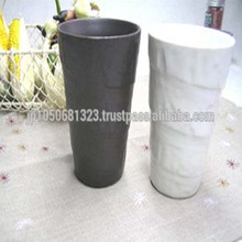 Conventional oversized ceramic bulk white tea cups with high quality