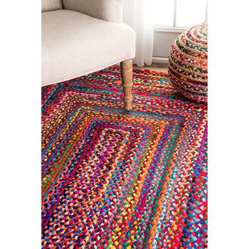 Indian Dhurrie Rugs Carpets Handmade Living Room Decor