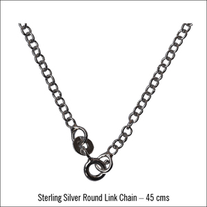 Wholesale 925 Silver Handmade Extender Chain Links Jewelry Findings