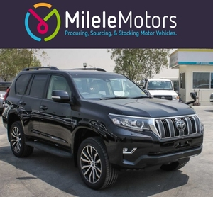 RHD SUV RIGHT HAND DRIVE SUV AND CARS FOR EXPORT BRAND NEW TOYOTA PRADO PETROL FULL OPTION FOR EXPORT DUBAI