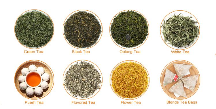 Natural Organic Chinese Herb Throat Tea Pyramid Teabags Giftbox - 4uTea | 4uTea.com