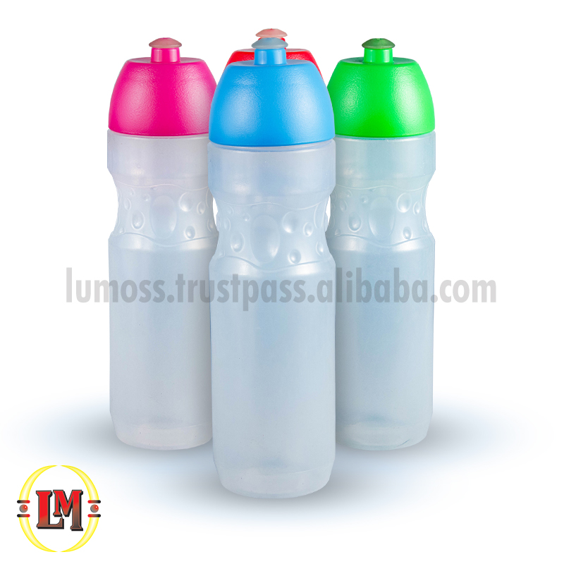 Sportec 10 Plastic Water Sports Bottle - 800ml