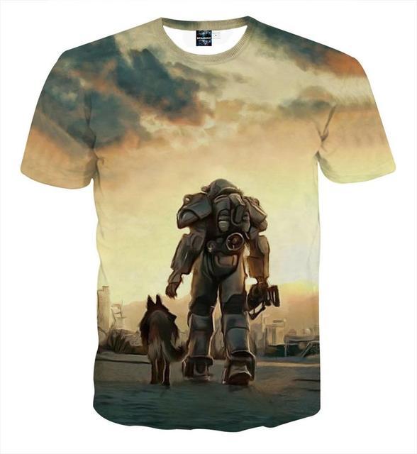 Toptshirt T-Shirt Geek Loading Please Wait/…