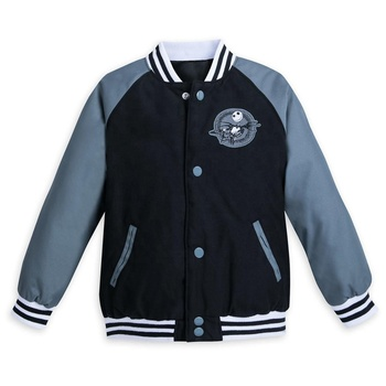 Varsity/Letterman/College Jacket Wool with Quilting Lining