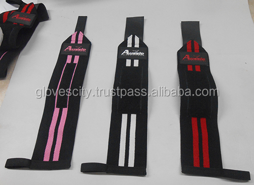 Wholesale Men's Wrist Wraps/Cross fit Stylish Wrist Wraps/