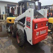 S863 Mini Skid Steer Utilizzato <span class=keywords><strong>Bobcat</strong></span> <span class=keywords><strong>Loader</strong></span> Made in Japan Originale
