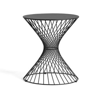 Round Nested Black Metal Wire Side Table View Wire Coffee Table Acme Exports Product Details From Acme Exports On Alibaba Com
