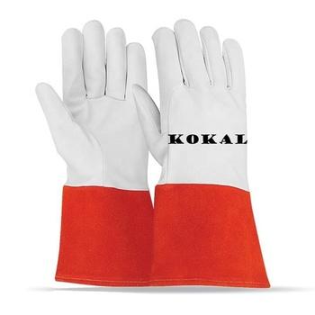 Goatskin Leather Tig Welding Gloves Buy Leather Welding Gloves Tig Welding Gloves Split Cuff Welding Gloves Mig Welding Gloves Clute Welding Gloves Short Cuff Welding Gloves Goat