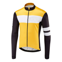 Custom printing sports bike clothes colorful Breathable cycling jersey