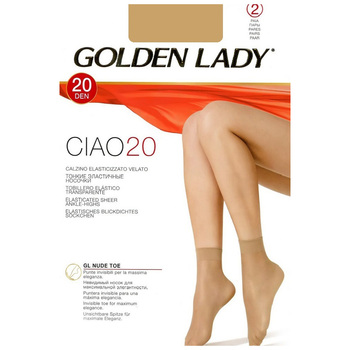 CIAO 20 Calz. GOLDEN LADY / women ankle socks wholesale