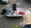 16ft 5 seats CE jet ski boats for sale