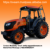 KUBOTA TRACTOR M9540 95 HP 4WD 100% Japan Origin High Quality Tractor