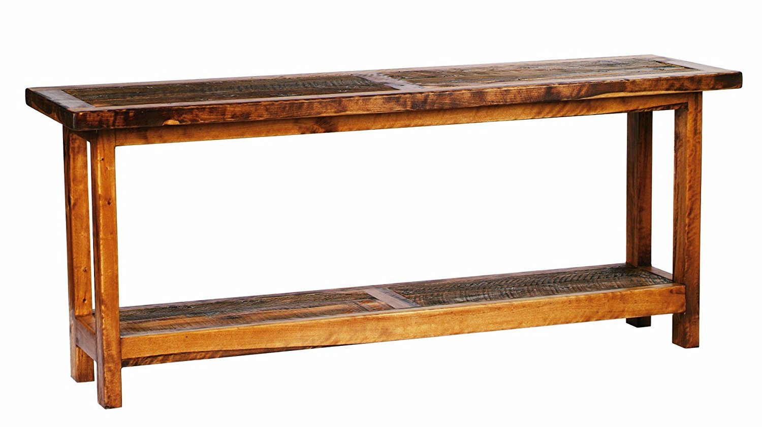 Mountain Woods Furniture The Wyoming Collection Sofa Table, 4'