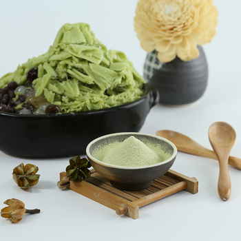 Hot Selling Halal Food Matcha Snow Ice Powder