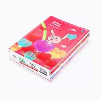 SIDU [SINAR DUNIA] Notebook 38/58/78/100 pages | Indonesia Origin | Cheap popular note book for writing
