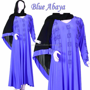 2018 stylish kaftan double layer fashionable abaya islamic clothing chiffon long dress jilbab