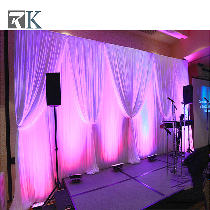 product and drapes events supplies pipe tall drape destination