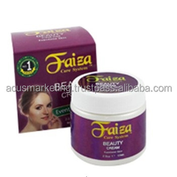 Faiza Beauty Cream Made In Usa - Buy Beauty Fairness Cream,Beauty Cream  White,Beauty Cream For Men Product on Alibaba com