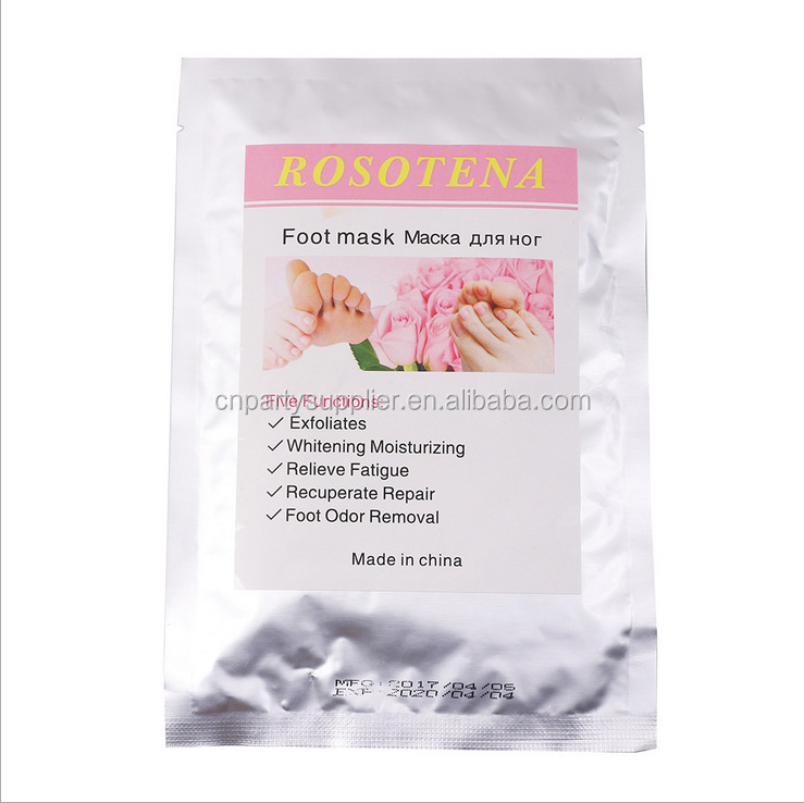 Private Label Peeling Moisturizing Exfoliating Foot Peel Baby Foot Mask