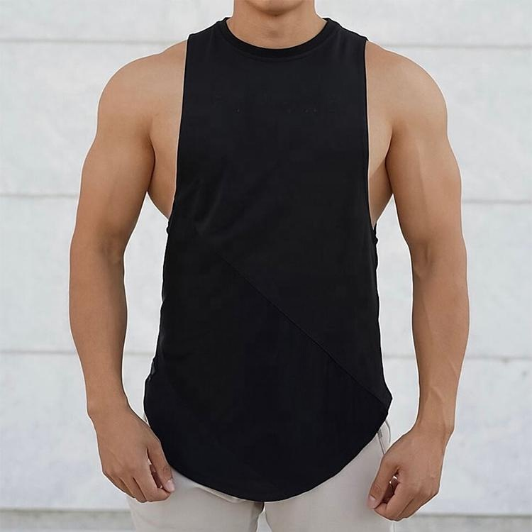 Tank, เพาะกาย Stringers TankTops, Mens Gym Tank Top